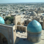 中央アジア、ウズベキスタンから嬉しい本の感想が届きました!