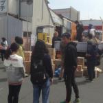 熊本への支援物資を届け、そのままイケジム大阪セミナーへ