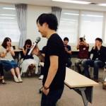 今日は、イケジム東京セミナー!行き詰まったときは、リアルな場で人とつながろう。