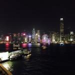 香港、来てます。