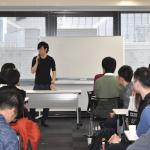 今日は大阪トレーニング。テーマは「自分のビジョンの見つけ方」。