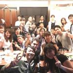 今日はイケジム東京トレーニング&懇親会&カラオケでした!